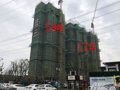 恒大御府17#、18#楼11月进度(2018.11.27)
