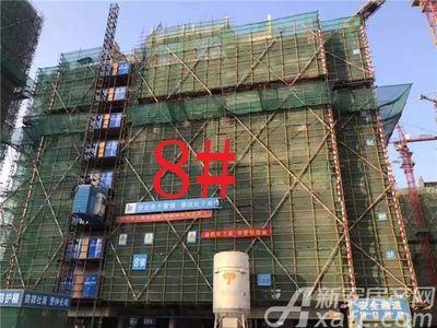 铜陵碧桂园8#项目进度(2018.11.28)