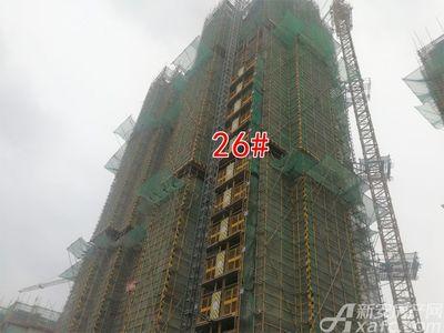 国购名城工程进度