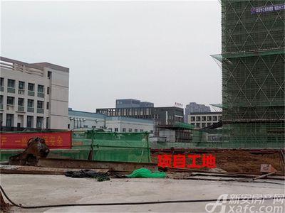 金大地悦澜公馆项目进度(2018.12.10)