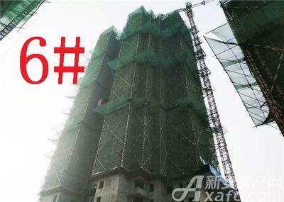 铜陵碧桂园6#楼项目进度(2018.12.25)