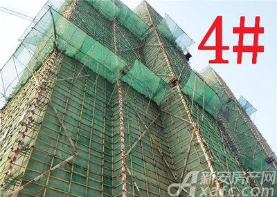 铜陵碧桂园4#楼项目进度(2018.12.25)