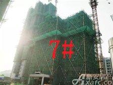 铜陵碧桂园7#楼项目进度(2018.12.25)