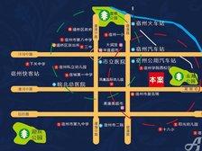 长城佳苑交通图(2019.1.3)
