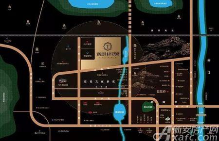 碧桂园宜龙时代天悦交通图