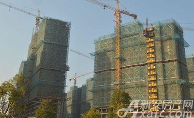 祥生宛陵湖新城2019年1月18日 宛陵湖新城项目进度