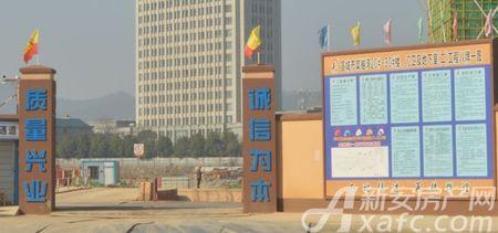 贝林棠樾湾工程进度