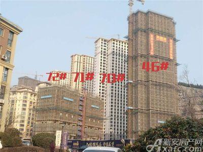 淮北凤凰城工程进度