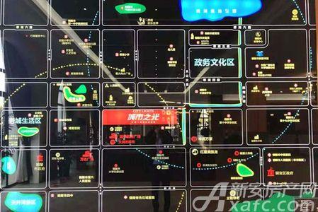 城市之光交通图