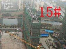 铜陵碧桂园15#楼项目进度(2019.2.27)