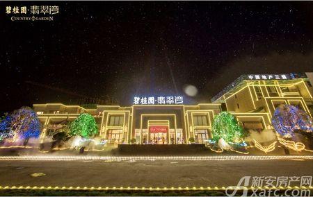蒙城碧桂园翡翠湾实景图