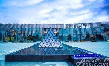 淮南碧桂园实景图