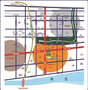 恒大优公馆交通图