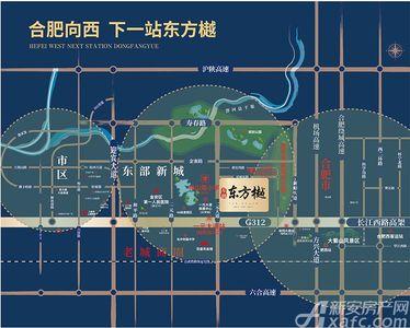万创东方樾交通图