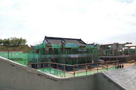 绿城•黄山桃李春风工程进度