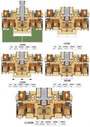 天景庄园B3室2厅123.97㎡