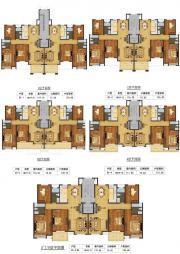天景庄园B13室2厅126.16㎡