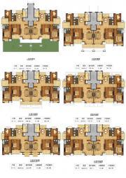 天景庄园C3室2厅140.35㎡