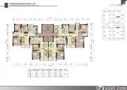 水安盛世新安A5、D3、E户型3室2厅100㎡