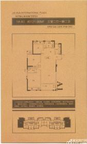 嘉华美庭1#-A13室2厅121.98㎡