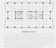 合肥金融港soho标准层1室1厅1290.39㎡