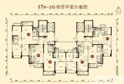 恒大城17#-23室2厅80㎡