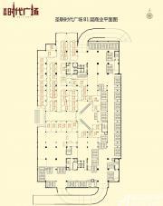 圣联时代广场4层商业平面图