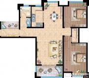 金域香苑G幸福乐居2室2厅117.7㎡