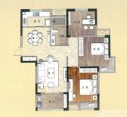 天景庄园E13室2厅109㎡