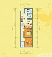 瑞景苑B32室2厅56.4㎡