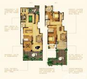 禹洲中央广场洋房E1户型7室3厅131㎡