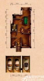 原树提香别墅H2户型272.47㎡(负一层)2室1厅71.76㎡