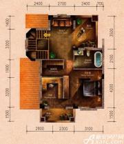 原树提香别墅H1户型314.32㎡(三层)2室1厅62.48㎡