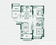 华地翡翠蓝湾雅居2+1房2室2厅92㎡