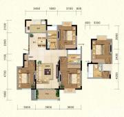 翡翠花园湖景苑翡翠花园湖景苑k1-k2-k3户型3室2厅119.49㎡