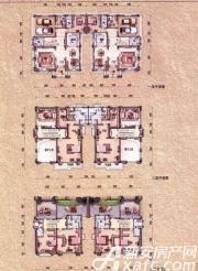 碧桂园滨湖城钻石墅G78户型6室3厅546㎡