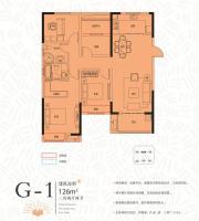 联投中心书城G-13室2厅126㎡