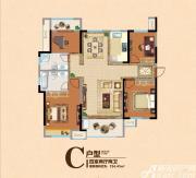 宿州万达广场C4室2厅134.41㎡