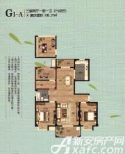 嘉源幸福里11#G1-A3室2厅106㎡