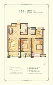 中辰一品E23室2厅101.27㎡