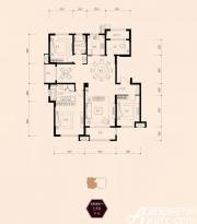 保利西山林语158㎡3室2厅158㎡