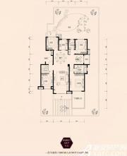 保利西山林语167㎡4室2厅167㎡
