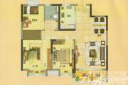 安庆碧桂园YJ110T-1B3室2厅117㎡