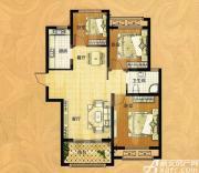 圣联梦溪小镇3#C户型3室2厅89㎡