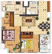 宿州国购广场SOHO公寓两室2室1厅90㎡
