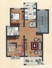 金汇康郡A12室2厅86.9㎡