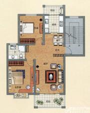 金汇康郡A32室2厅87.2㎡