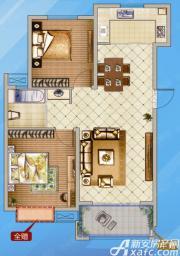 和泰国际城D22室2厅91.77㎡