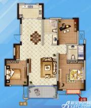 和泰国际城E13室2厅116.79㎡
