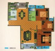 盛世龙城高层B33室2厅118㎡